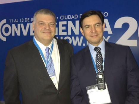 Convergencia 17 D1 Rafael Val y Salomón Padilla de ATIM