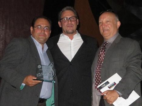Convergencia 17 D1 David Palma de PCTV, Willy Rivera y Ron Mendelsohn de Megatrax
