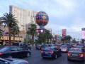 Traffic on the Strip, Las Vegas