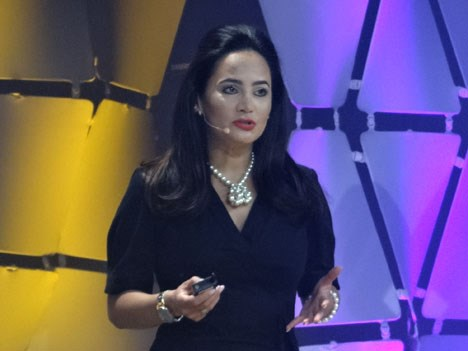 Genband 17 D2 Bita Milanian, SVP Global Marketing, Genband