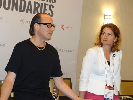 Genband 17 D3 Conferencia de prensa de David Walsh y Judit Andrási, de immmr