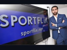 Matías Said, creador de Sportflix (Foto: www.24-horas.mx)