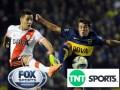 Fox Sports Premium y TNT Sports lanzamiento