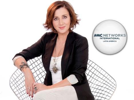 Mandi Ciriza, SVP de Programación y Adquisiciones de AMC Networks International Iberia & Latin America