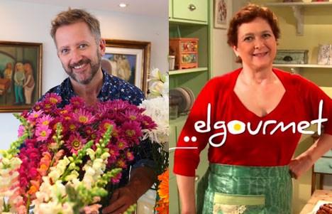 Viste tu Fiesta (Más Chic) y La Cocina de Sonia Ortiz (El Gourmet)