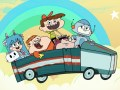 GoldeBee: ToonMarty llega a CITV UK