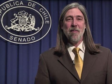 Chile Juan Pablo Letelier senador