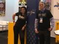 Ximena Duque y Celso Rafael, socios de Lotus Global
