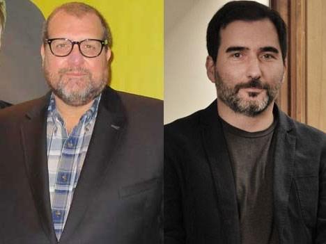 Marcelo Tamburri (Turner) y Manuel Marti (Pol-ka)