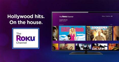 Roku lanza su propio canal de TV con contenido de Hollywood