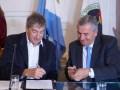 INCAA y Jujuy Ralph Haiek y Gerardo Morales