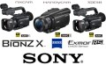 Sony Pro cámaras sep17