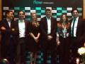 Gonzalo Hita, Gisella Tomasi, Guillermo Valente, Mariana Giacumbo, Alejandro Sobrino.