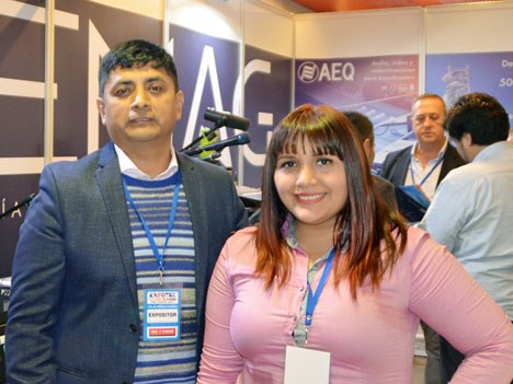 Sistemag: José Rodriguez Ponce junto a Gladys Medina Rodriguez