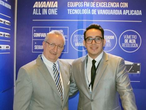 Marcelo Fernandez y D. Fernandez, de Mafer