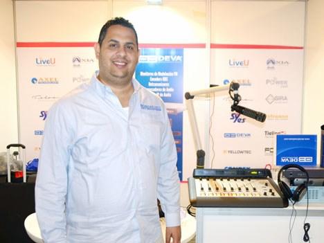 Luis Rodriguez, de Broadcast Depot
