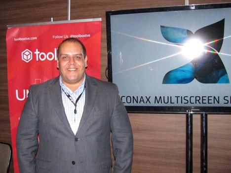 Amilcar Zozaya, de Conax