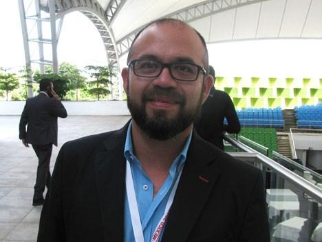 Alfonso Vázquez de Teletec