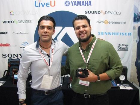 Jorge y David Camacho de Magnum