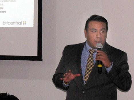 Edgar Chávez de Bitcentral