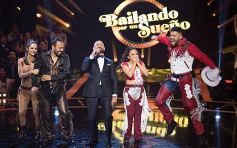 Televisa: Final de Bailando por un sueño registra 20,33% de market share
