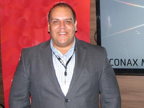 Amílcar ZozayaConax, director de ventas para América Latina de Conax