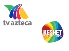 TV Azteca y Keshet sellaron acuerdo de coproducción para USA Latino