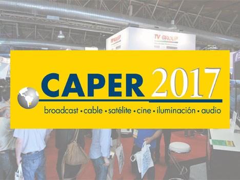 Caper 2017 comienza hoy en Buenos Aires