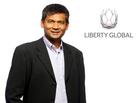 Liberty Global Balan Nair