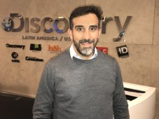 Daniel Wuilz, nuevo gerente de ventas digitales Cono Sur, de Discovery