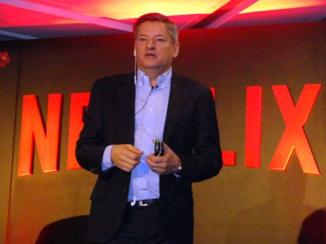 Ted Sarandos, Chief Content Officer