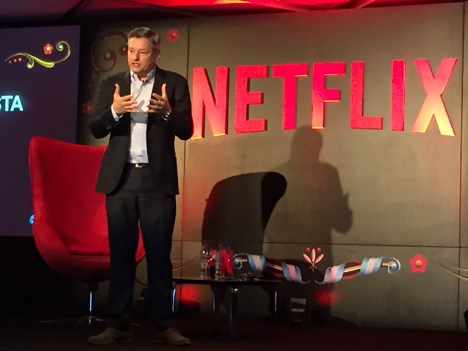 Ted Sarandos, Chief Content Officer de Netflix