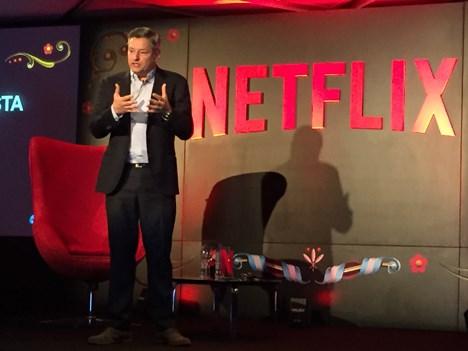 Ted Sarandos, Chief Content Officer de Netflix