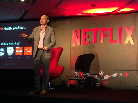 Netflix producirá diez proyectos en el país