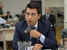 Ariel Fernandez Alvarado, presidente de Catel