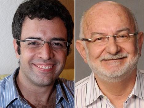 "Panel ""LatAm 's narrative Shift: Telenovelas & Beyond"" II: Tiago Mello, Content Director, Boutique Filmes, y Silvio de Abreu, Head of Drama, Globo, ambos de Brasil"