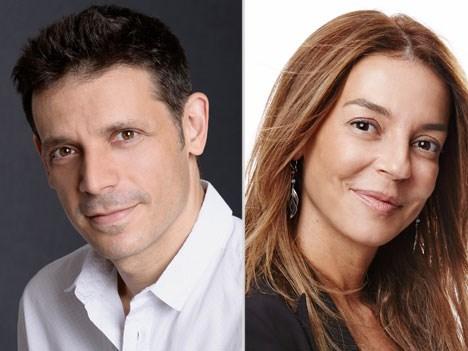 """""""Alianzas de Producción, Mediapro como caso de estudio"""": Daniel Burman, CEO de Oficinas Burman (Argentina) y Laura Fernández Espeso, Head of International Content, Mediapro (España)"""