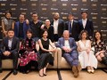 HBO Asia celebrates its 25th Anniversary announcing six new original series to be produced accros the region: Jonathan Spink, CEO, HBO Asia, and Kazuf