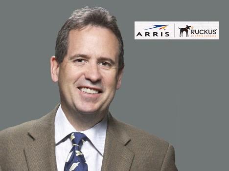 Bruce McClelland, CEO de Arris
