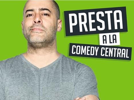 Viacom estrena la serie original digital Presta a la Comedy Central