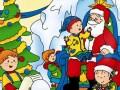 La Película de Navidad de Caillou