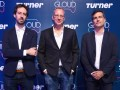 Lionel Zajdweber, Director de Gaming & Innovation, Digital Ventures & Innovation, Aksel van der Wal y Felipe de Stefani