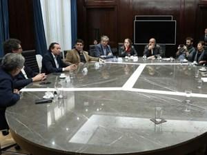 Argentina firma acuerdo para el fomento de la producción audiovisual