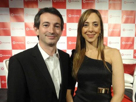 Fox Herzkovich y Mariana Pérez