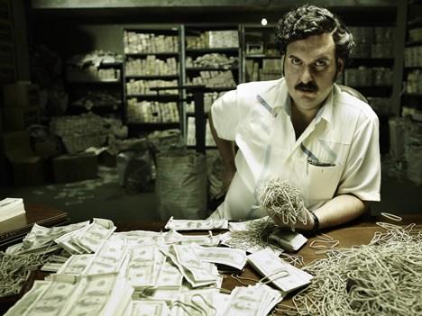 Caracol Escobar, El Patrón del Mal