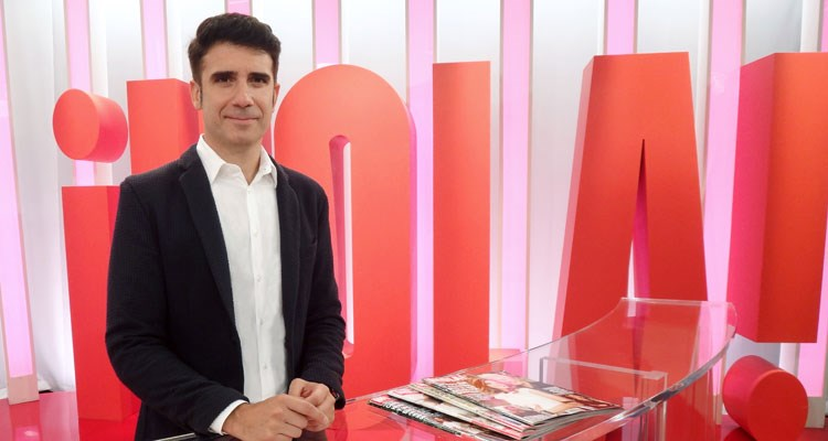 HolaTV Marcos Pérez