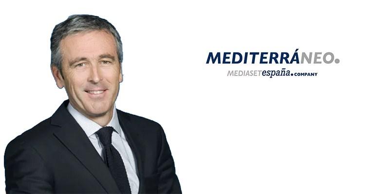 Ghislaine Barrois, consejero delegado de Mediterráneo