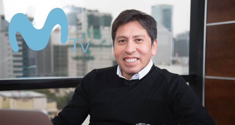 Movistar Perú Pedro Cortez