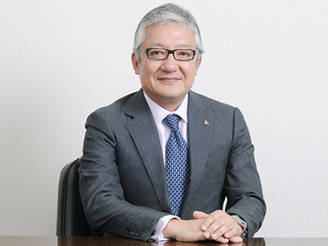 Katushiro Takagi, new president of Toei Animation