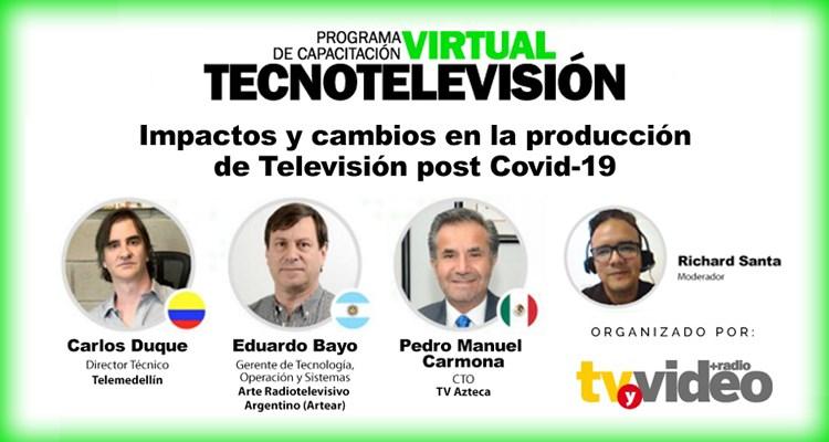 Webinar TecnoTV